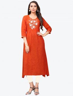 /pr-fashion/202011/orange-linen-long-kurti-fabku20121.jpg