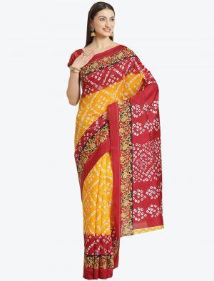 /theethnicworld/202101/red-and-yellow-bhagalpuri-art-silk-designer-saree-fabsa20876.jpg