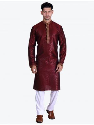 /theethnicworld/202102/maroon-pure-art-silk-kurta-with-pajama-fabme20085.jpg