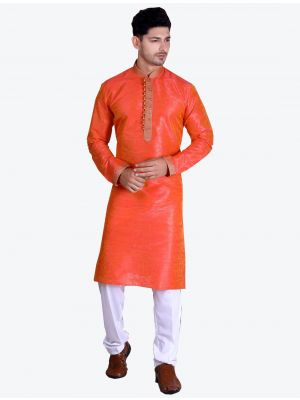 /theethnicworld/202102/orange-pure-art-silk-kurta-with-pajama-fabme20078.jpg