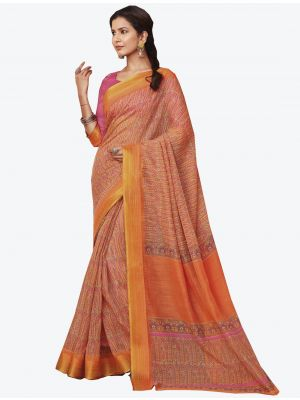/vipul-fashions/202012/orange-linen-cotton-designer-saree-fabsa20670.jpg