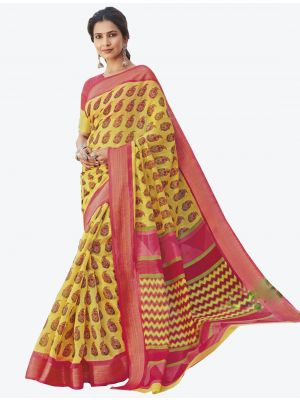 /vipul-fashions/202012/yellow-linen-cotton-designer-saree-fabsa20663.jpg